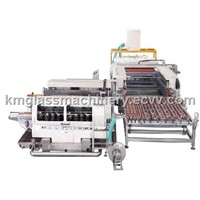 KDL L-Type Glass Straight-Line Double Edging Production Line
