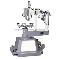 KS2 Glass Inner&External Shape Edging Machine