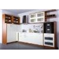 Kitchen Cabinet Door of UV Glossy Panel