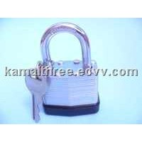 Laminated Aluminium Padlocks