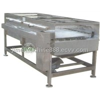 Brush Fruit Cleaning Machine (MSJ Type)