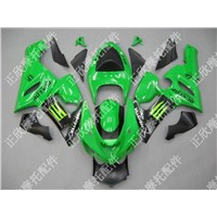 Motorcycle Fairing for Kawasaki ZX-6R 2005-2006