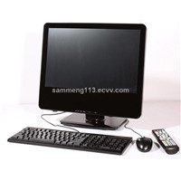 N270/32 inch / TFT LCD All in One PC TV -With WiFi