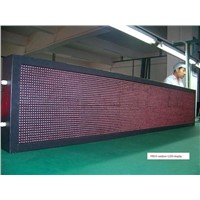 Outdoor Red Display Screen (PH10)