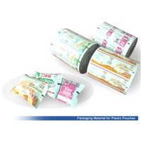 Plastic Pouch Packaging Material
