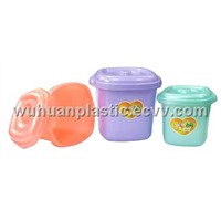 Plastic Rice Storage Bucket 10KG-25KG