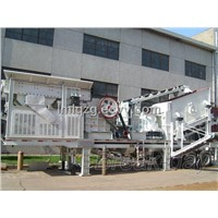 Portable Crushing Plant / Crusher with Low Cost