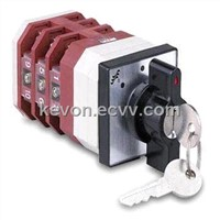 Rotary Switch with Operating Frequency of 120 Times/h