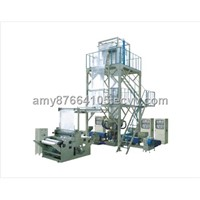 SJ500_1500 3_5 Layer Co_extrusion Film Blowing Production Line