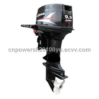 Sail Brand 2-Stroke Gasoline Outboard Motor (OTH9.9)