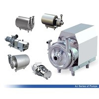 Sanitary and Hygienic Pumps