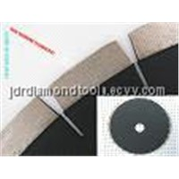 Silent Arix Saw Blades For Granite Or Marble
