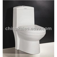 China sanitary ware suppliers Siphonic One-Piece Toilet (A-0168)