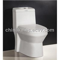 China sanitary ware suppliers Siphonic One-Piece Toilet (A-0169)