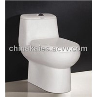 China Sanitary ware Suppliers Siphonic One-Piece Toilet (A-0170)