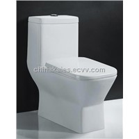 China sanitary ware suppliers Siphonic One-Piece Toilet (A-0143)