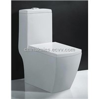 China sanitary ware suppliers Siphonic One-Piece Toilet (A-0147)
