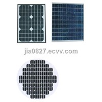Solar cell modules
