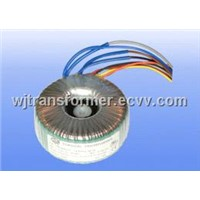 Toroidal Isolation Transformer for Charge Inverter