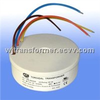 Toroidal Transformer for Automatic Door