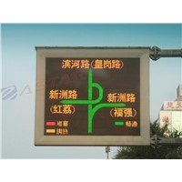 Transportation Application LED Display