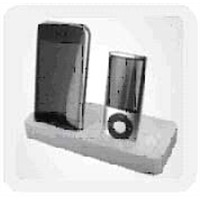 Twin Docking Station for iPhone/iPod