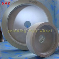 Vitrified Bond Grinding Wheel for PCD/PCBN Cutting Tools