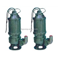 WQD Model Submersible Sewage Pump