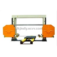 Wire Saw Machine for Profiling