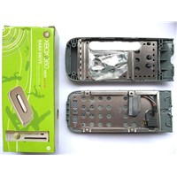Hard Drive Hdd Case Shell Gray (XBOX 360)