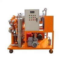 Oil Waste Vacuum Oil-Purifier Special for Lubricating Oil (ZJC-R)