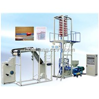 Zipper Bag Blowing Machine