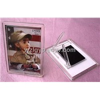 Acrylic Photo Frame Fridge Magnets