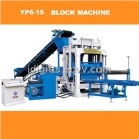 Automatic Block Machine (YP6-15B)