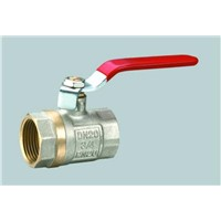 Ball Valve with Steel Handle
