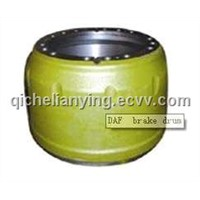 Truck Parts - Brake Drum for DAF