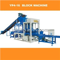 concrete brick machine (PJ4-16B)