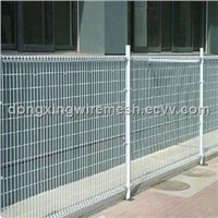 Double Loope Wire Fence