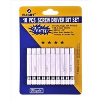 Hex Screwdriver Bits