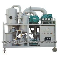 Insulating Oil Purification