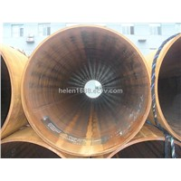 Large Diameter Seamless Pipes