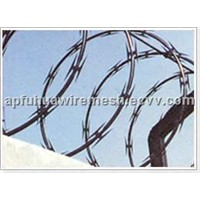 Razor Barbed Wire Mesh