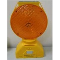 Solar Road Caution Light