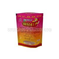 Stand up Pouch Plastic Packaging