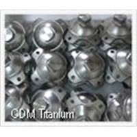 Titanium Machining Part