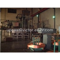 Upward Continuous Casting System