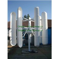 Vertical Axis Wind Turbine (10kW)