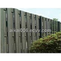 Wood Plastic Composite Fence
