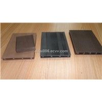 Wood & Plastic Composite Flooring