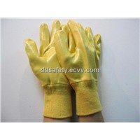 Nitrile Safety Working Gloves (DCN323)